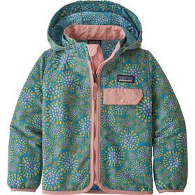 Patagonia Baggies Jakke Børn, blå/pink